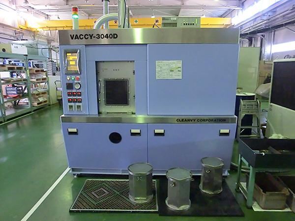 炭化水素系洗浄乾燥機,クリンビー,洗浄機