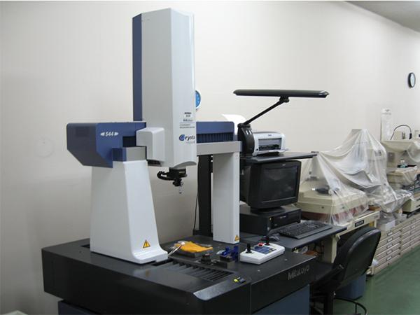 三次元測定機,ミツトヨ,品質